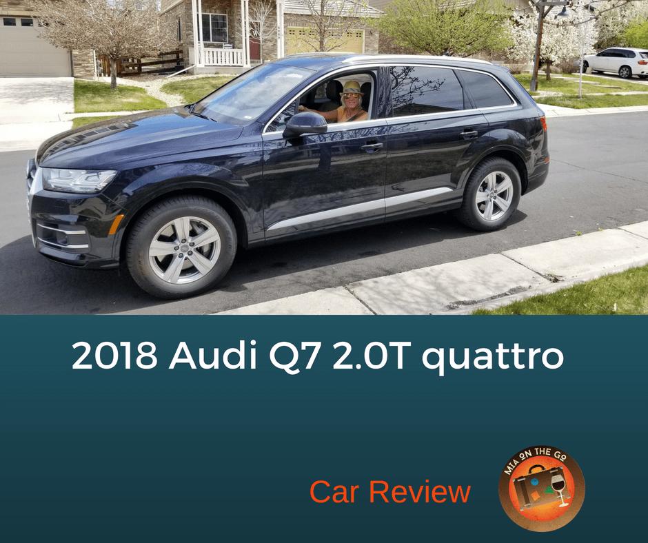 Audi Q7 Price Used: 2018 #Audi Q7 2.0T Quattro Tiptronic