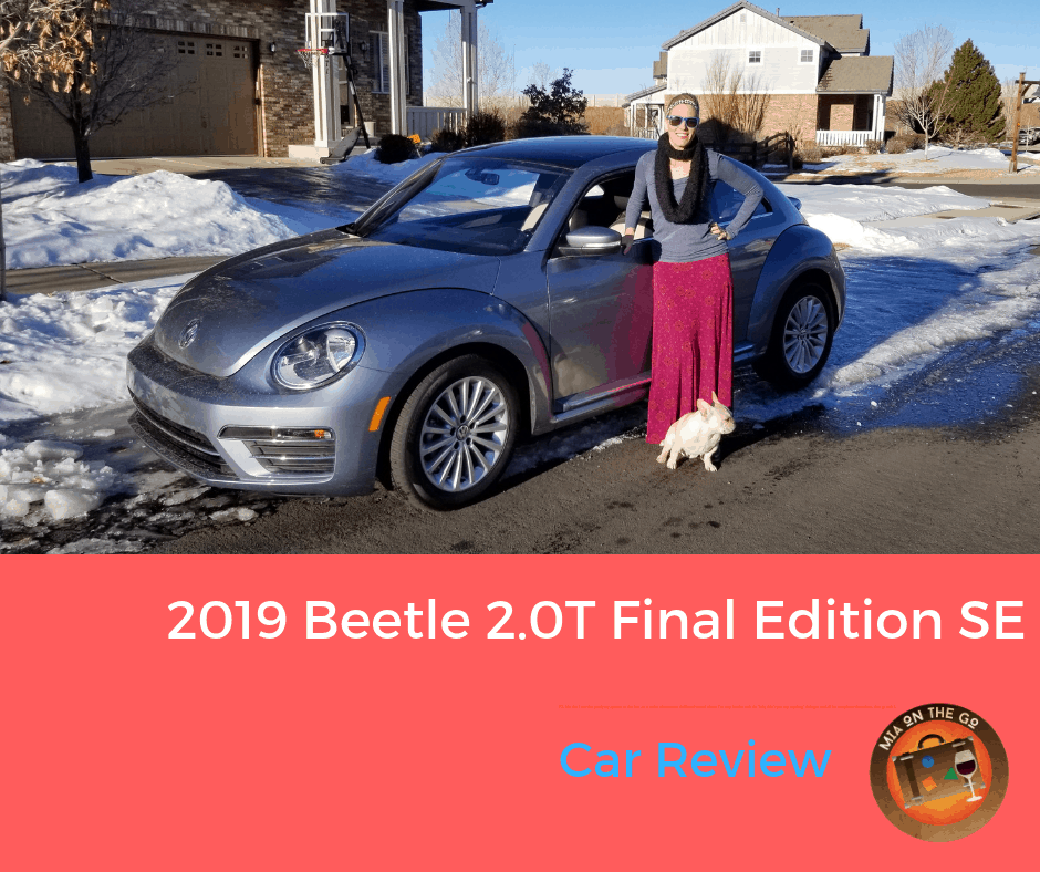 2019 Volkswagen Beetle 2.0T Final Edition SE - Mia On The Go